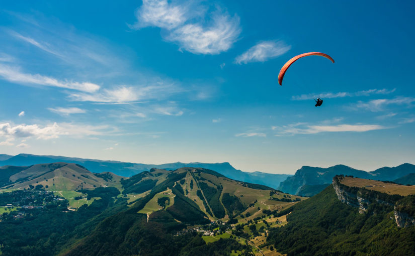 Benefits Of Paragliding Cape Town